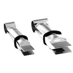 Pince décorative droite dentelée PME (lot de 2)