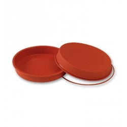 Moule rond profond silicone Ø 18 cm