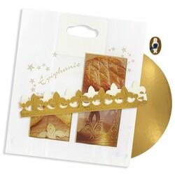 Kit décoration galette des rois Patisdecor