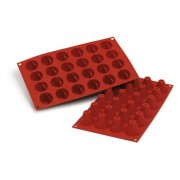 Moule silicone 24 mini volcans