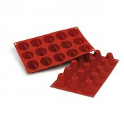 Moule silicone 15 grands volcans