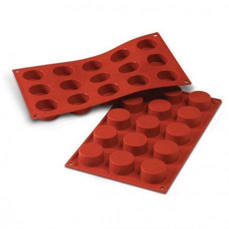 Moule silicone 15 petits-fours