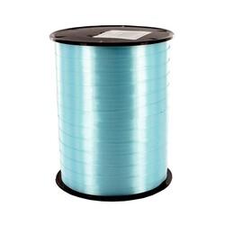 Bolduc satiné turquoise 7mm (500 m)