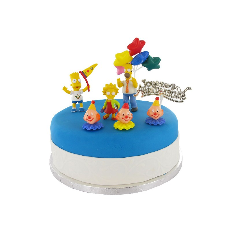 Gateau Anniversaire Decor Tennis