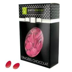 Dragées chocolat framboise Patisdécor 500 g