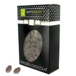 Dragées chocolat taupe Patisdécor 500 g