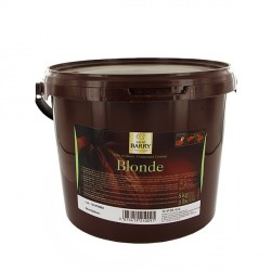 Pâte à glacer blonde Barry 5 kg