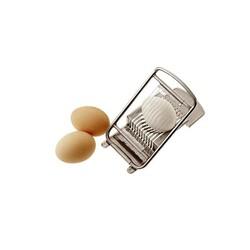 Coupe-œufs rondelles inox