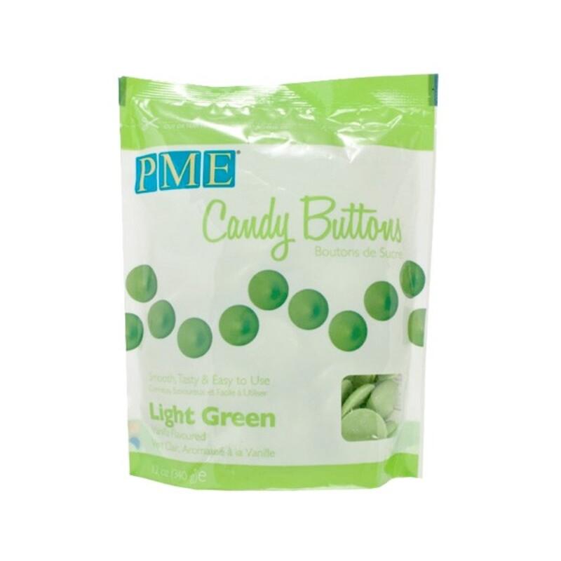 Candy Melts Vert clair 340 g