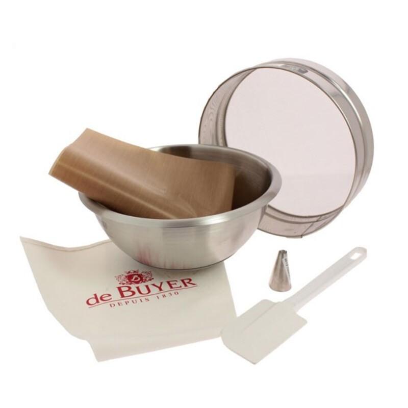 Kit Macarons De Buyer
