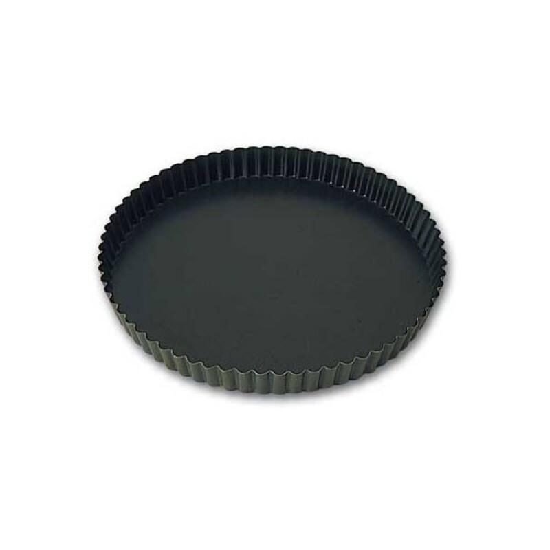 Tourtière cannelée Exopan 26 cm