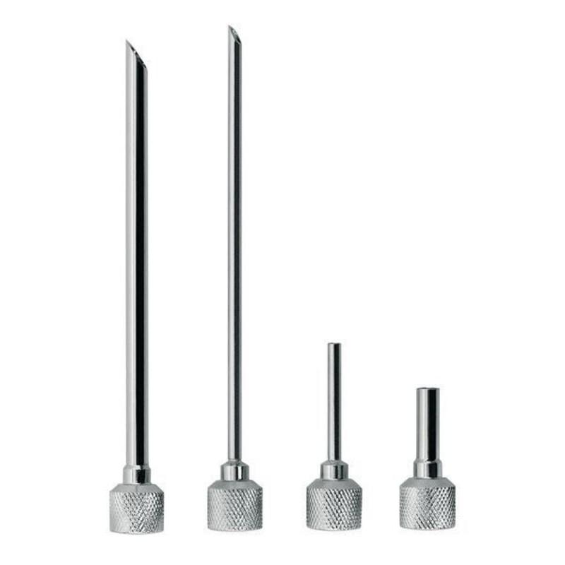 Aiguilles d'injection pour siphon 3 et 5 mm