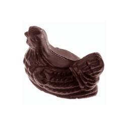 Moule chocolat petite poule