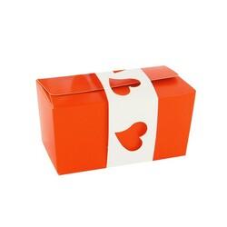 Ballotin Orange (x 50)