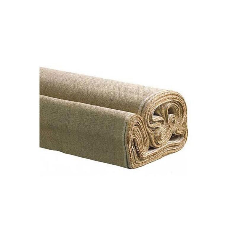 Toile à couche 100% lin écru 60 cm