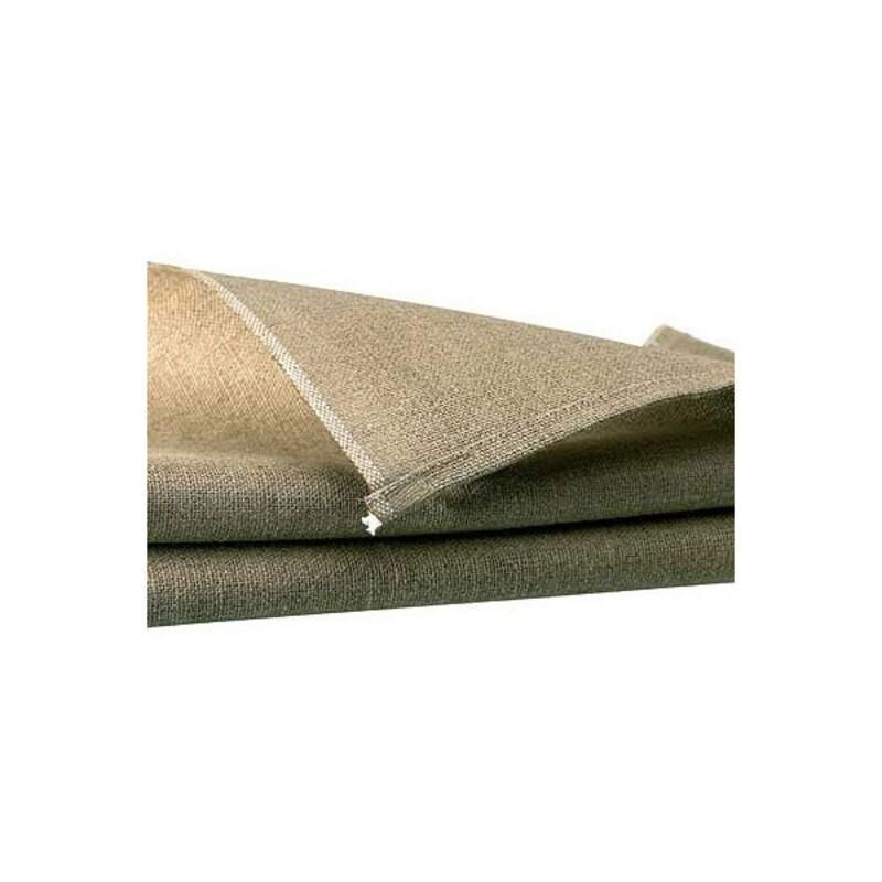 Toile à couche 100% lin ourlée 60 cm
