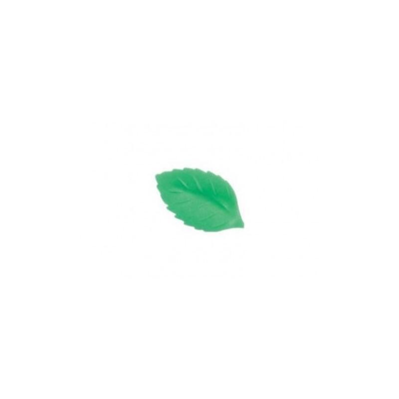 Feuille de rose 47mm vert clair (x350)