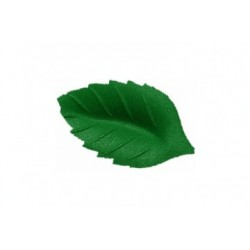 Feuille de rose 47 mm vert foncé (x350)