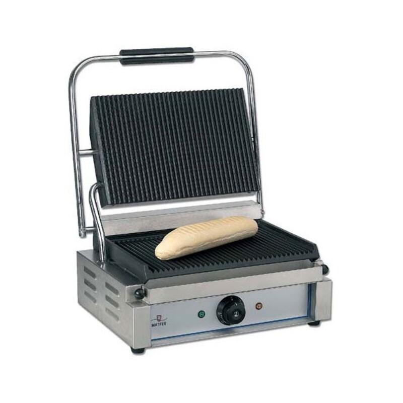 Grill à viande / panini