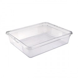 Bac gastronorme copolyester cristal plus