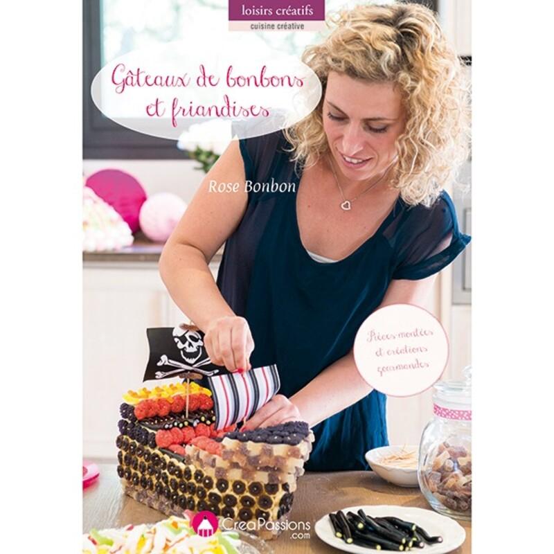 Gâteaux de bonbons et friandises, de Rose Bonbon