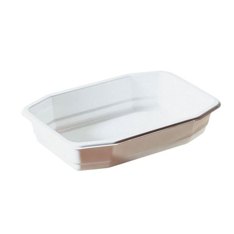 Barquette à plats préparés GN 1/4 (x 200)