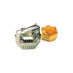Découpoir héxagonal double avec poignée
