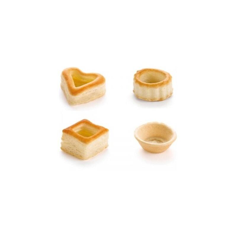Assortiments de mini feuilletés (x 48)