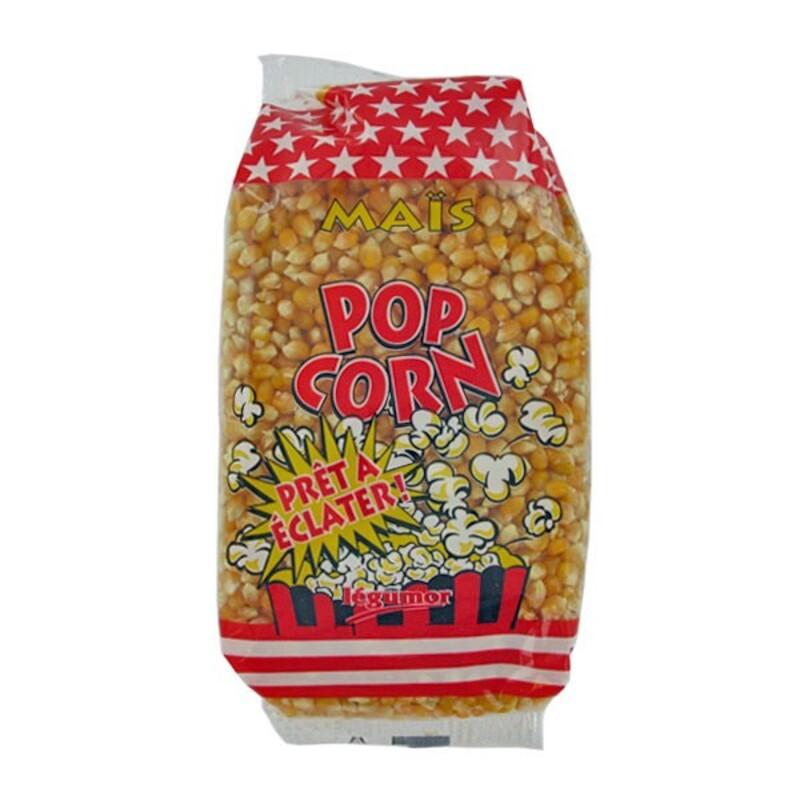 Maïs à pop corn prêt à éclater 1 kg