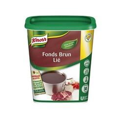 Fonds brun lié Knorr 750 g