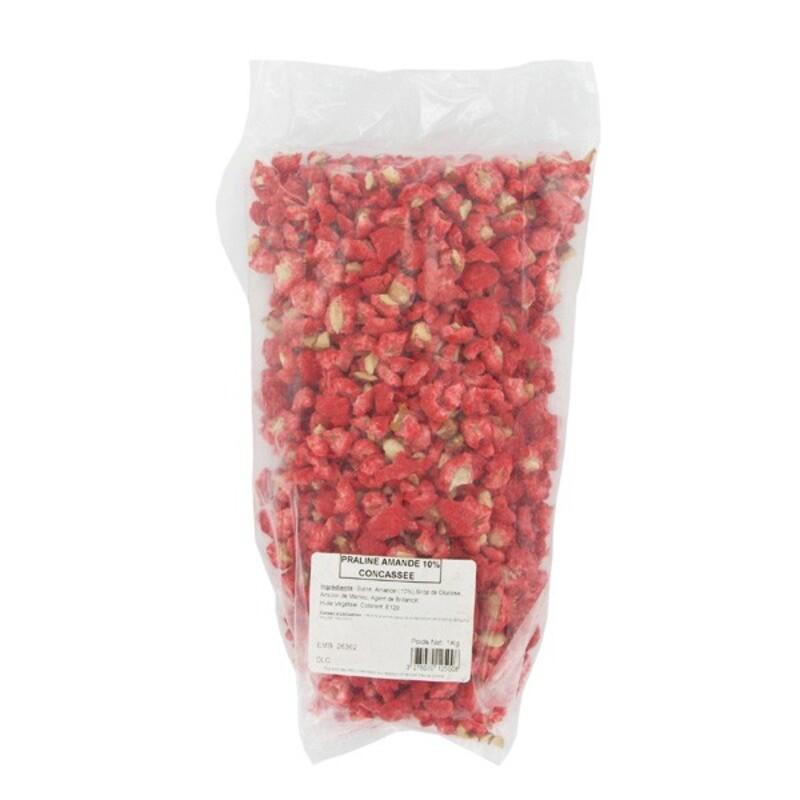Pralines roses concassées 1 kg