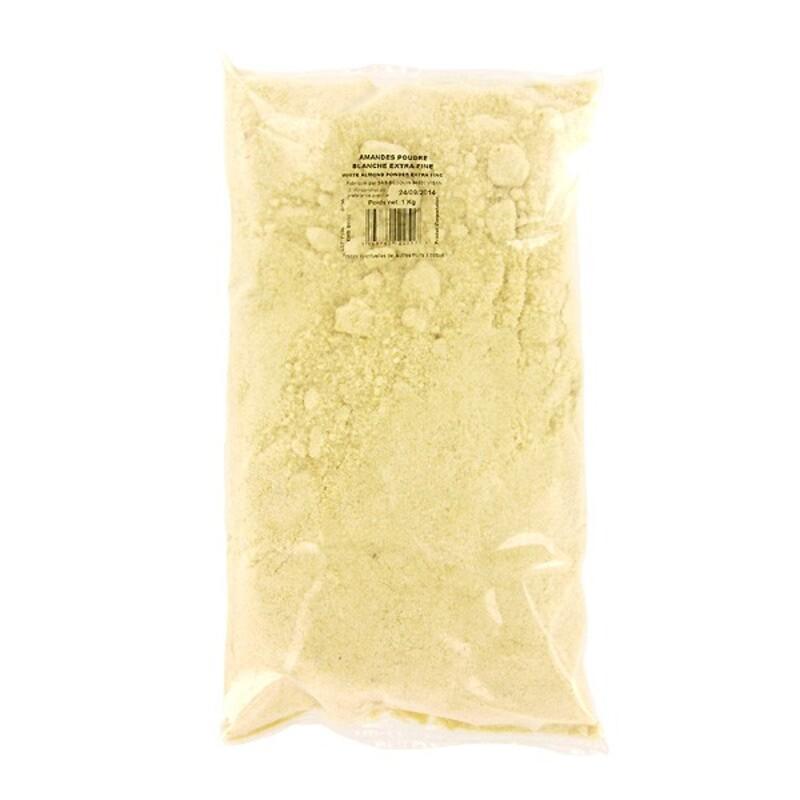 Amandes en poudre extra fine 1 Kg