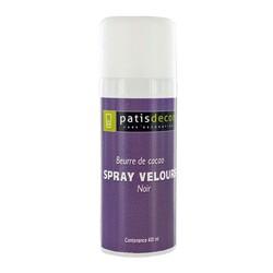 Spray effet velours Noir profond 400 ml