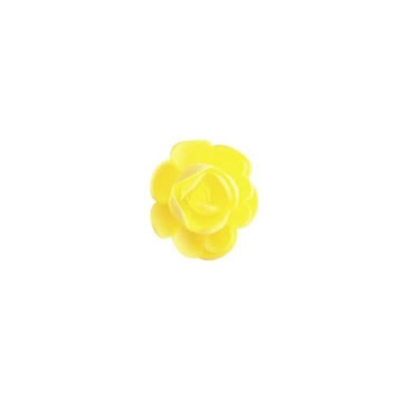 Grande rose jaune (x36)