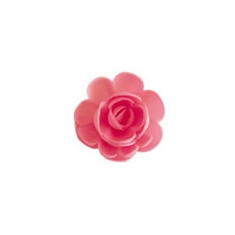 Grande rose carmin (x36)