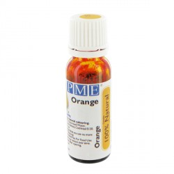 Colorant alimentaire naturel orange PME