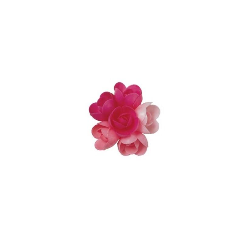 Mini-rose arôme fruits rouges (x60)
