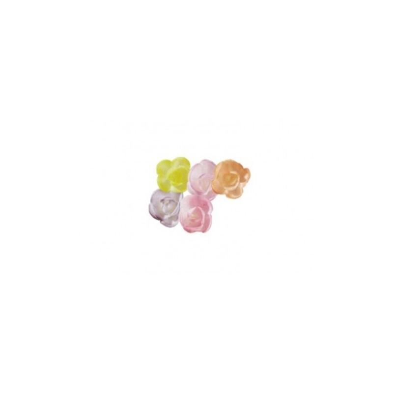 Mini-roses azyme nuancées (x72)