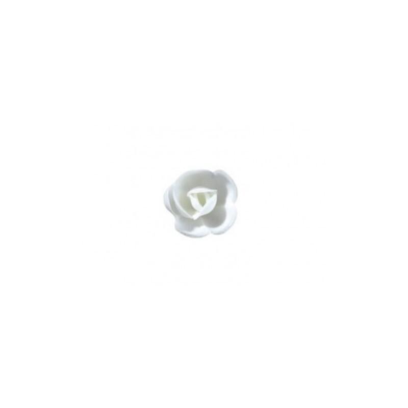 Petite rose blanche (x72)
