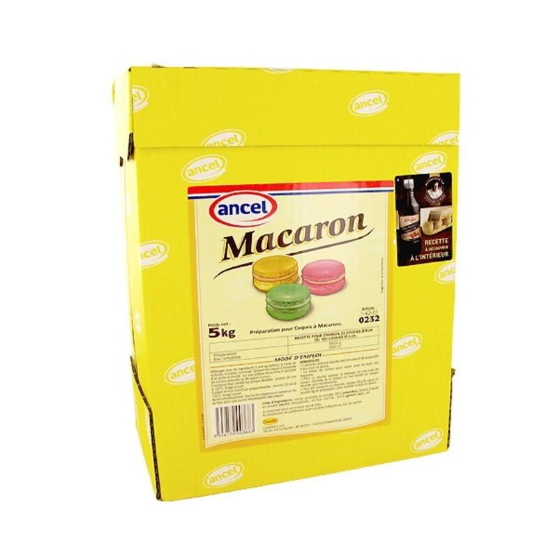 Préparation pour coques à macaron 5 kg
