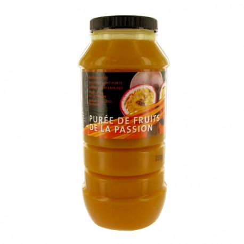 Purée de fruits de la passion 1 kg Pellorce & Jullien