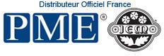 Cerf Dellier est le distributeur officiel sur la France des marques PME et Jem
