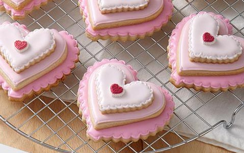 Emporte-pièce coeur st valentin